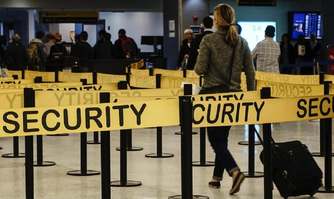 Баннер В Амстердаме 3D сканеры стоят на страже безопасности аэропорта