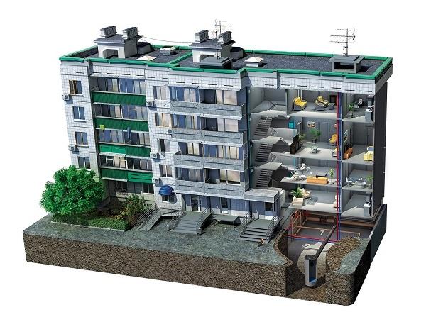Фото 3D печать здания