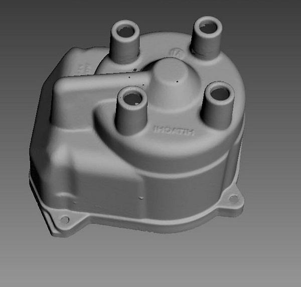 Фото 3D сканирования корпуса 2