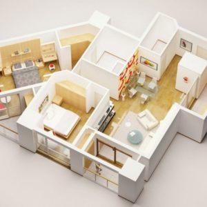 Фото 3д моделирование архитектура 4