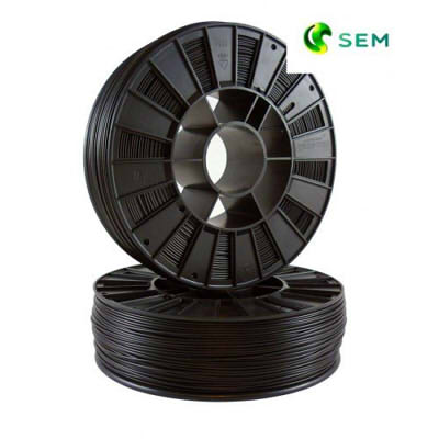 Фото ABS пластика SEM 1,75 мм чёрный