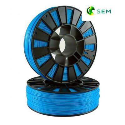 Фото ABS пластика SEM 1,75 мм голубой