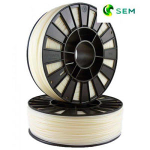 Фото ABS пластика SEM 1,75 мм натуральный