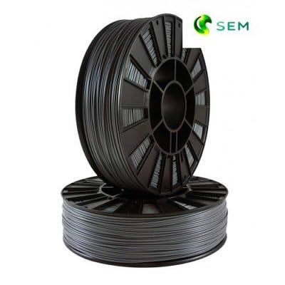 Фото ABS пластика SEM 1,75 мм серый