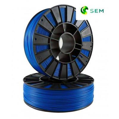 Фото ABS пластика SEM 1,75 мм синий