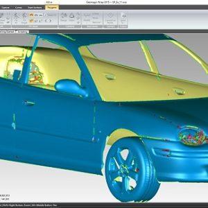 Фото 3д моделирование доработка 3д сканов 1