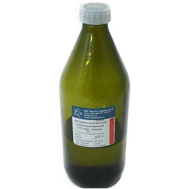 Фото дихлорметана (хлористый метилен)