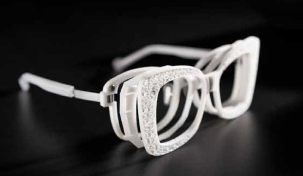 Фото 3D печати оправы очков