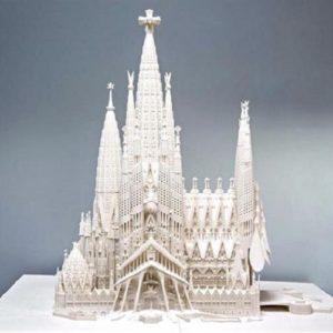 Баннер 3D печать дворца