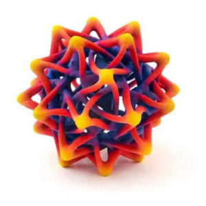 Фото 3D печати звезды