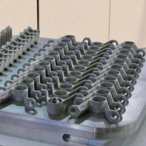 Фото 3D печати металлических деталей