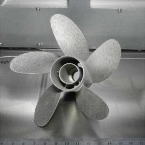 Фото 3D печати турбины