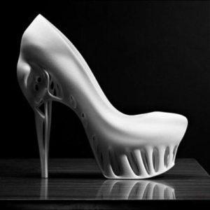 Фото 3D печати туфли