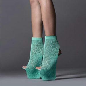 Фото 3D печати обуви