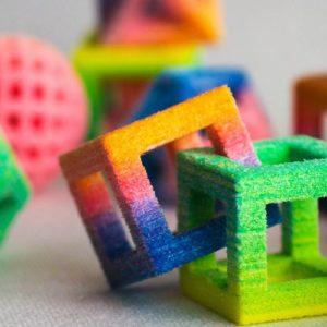 Фото 3D печати печенья