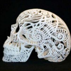 Фото 3D печати сувенира