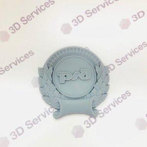 Фото печать на 3д принтер полимером formlabs 3d services 3