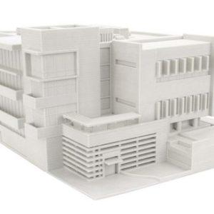 Фото печать на 3д принтер для архитектуры 3d services 2