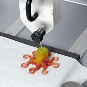 Фото печать на 3д принтер для кондитеров 3d services 3