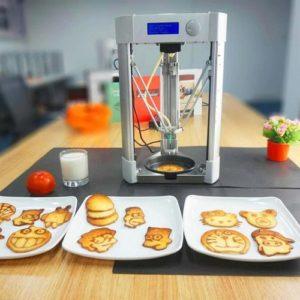 Фотопечать на 3д принтер для кондитеров 3d services 4