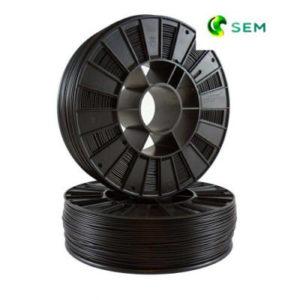 Фото PLA пластика SEM 1,75 мм чёрный
