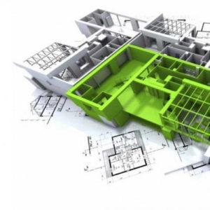 Фото 3D моделирования производственных помещений
