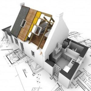 Фото 3D моделирования дома