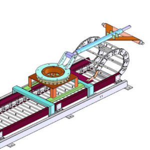 Фото 3D моделирования траспортера