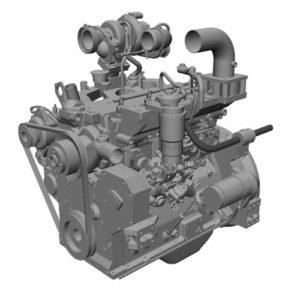 Фото 3D моделирования трансмисии