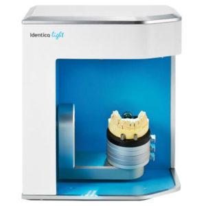Фото 3D сканирования стоматологического шаблона
