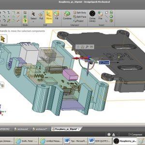 Фото 3д моделирование Разработка кад моделей 2