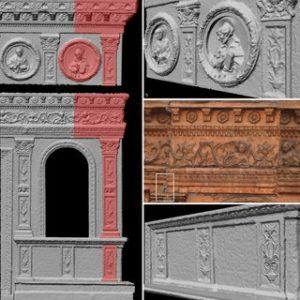 Фото Сканирование в архитектуре 3d services 6