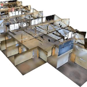 Фото Сканирование в архитектуре 3d services 5