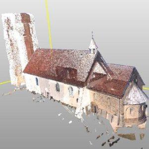 Фото Сканирование в архитектуре 3d services 1