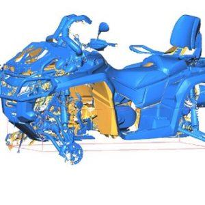 фото Сканирование в машиностроении 3d services 6