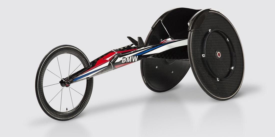 Баннер Гоночные коляски для инвалидов