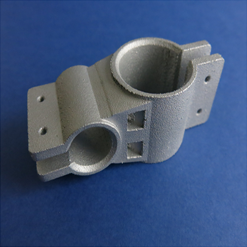 Фото 3д печати металлического элемента