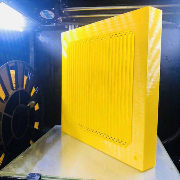 Фото 3D печати крышки