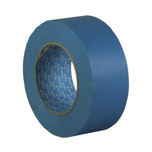 Изображение скотча для 3D печати 3М синий 2