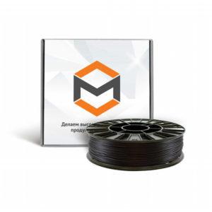 Фото ABS пластика 3DMall 1,75 мм черного