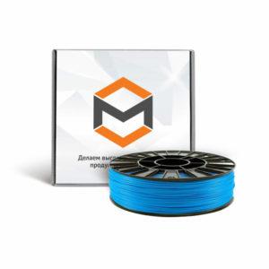 Фото ABS пластика 3DMall 1,75 мм голубого