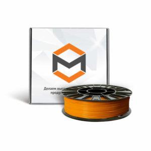 Фото ABS пластика 3DMall 1,75 мм оранжевого