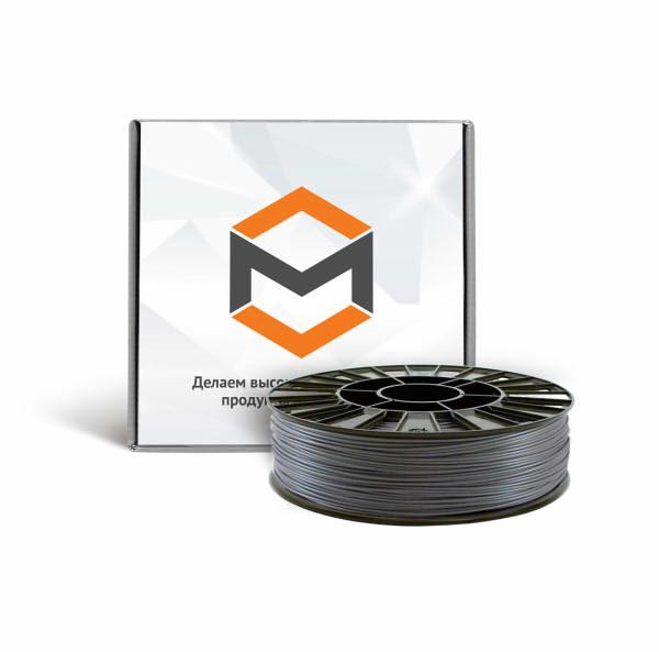 Фото ABS пластика 3DMall 1,75 мм серого