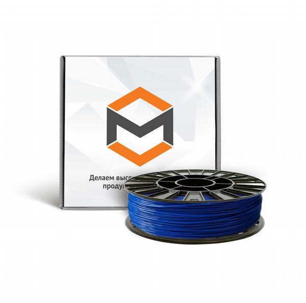 Фото ABS пластика 3DMall 1,75 мм синего