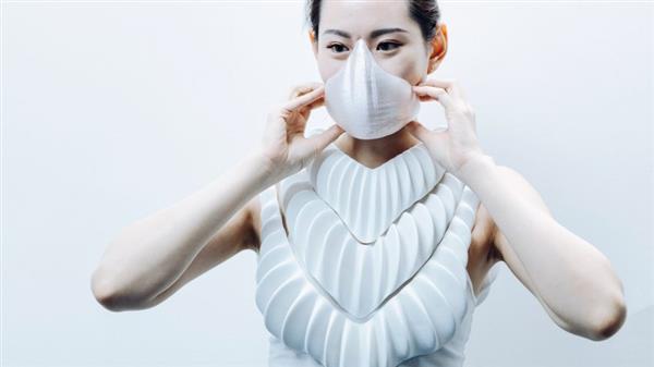 Фото Напечатанные жабры от японского дизайнера 2