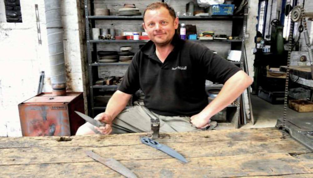 Баннер 3D печать и производство ножей 1