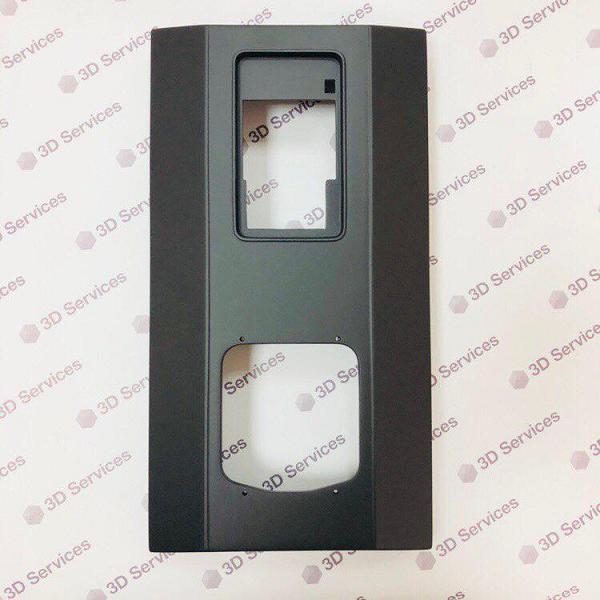 Фото 3D печати серого корпуса 1