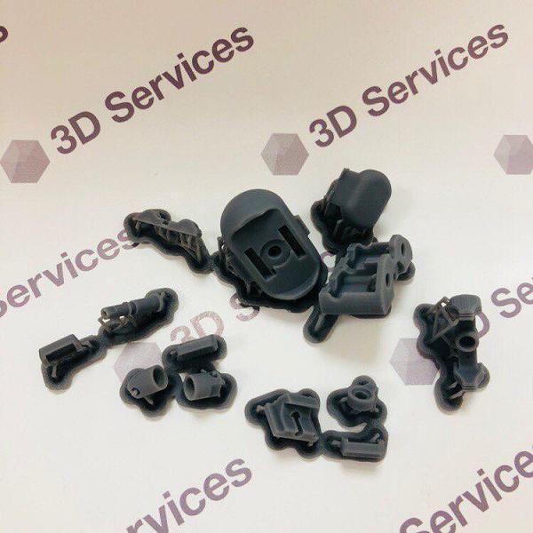 Фото 3D печати корпуса