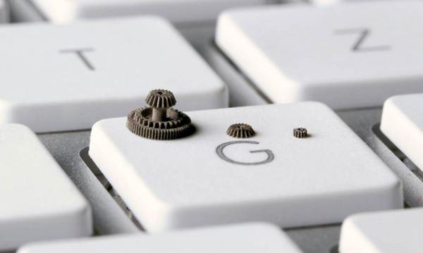 Фото MLS технология или 3D печать микроизделий металлами 2