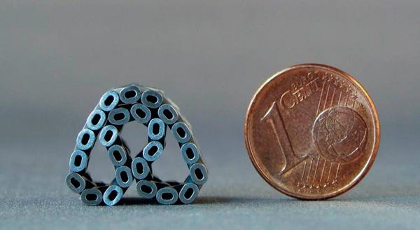 Фото MLS технология или 3D печать микроизделий металлами 3